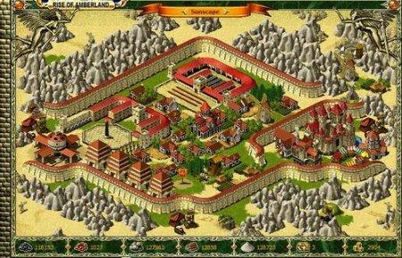 1100AD - браузерная стратегическая онлайн игра