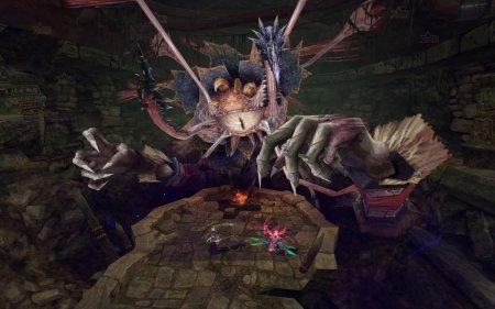 Forsaken World - новая бесплатная клиентская RPG