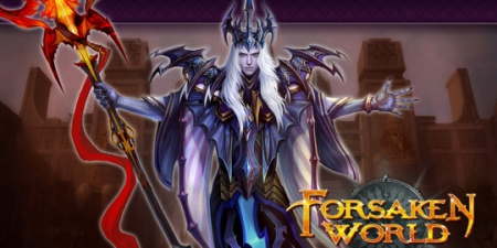 Онлайн игра Forsaken World - путь спасителя