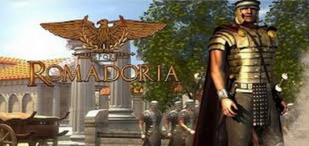 Romadoria - браузерная онлайн стратегия о Древнем Риме