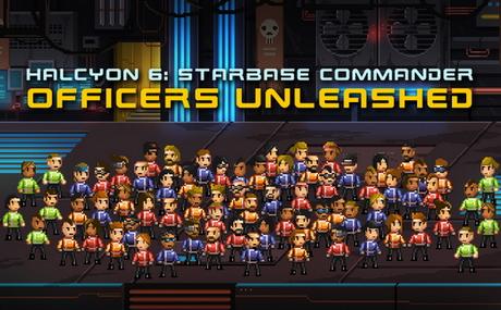 Стратегия Halcyon 6: Starbase Commander в космических декорациях