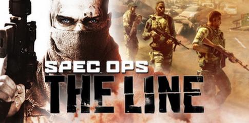 Новый увлекательный шутер Spec Ops: The Line