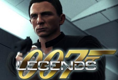 Игра для поклонников шпионского жанра James Bond: 007 Legends