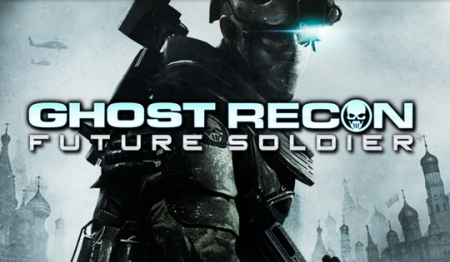 Шутер Tom Clancys Ghost Recon: Future Soldier