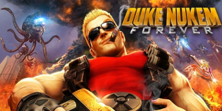 Продолжение серии приключений в шутере Duke Nukem Forever