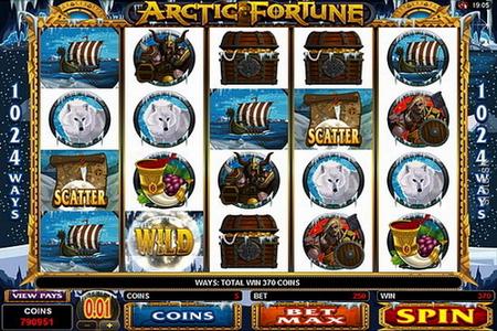 Отправляйся на поиски сокровищ вместе с викингами в слоте «Arctic Fortune»