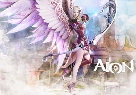 Культовая многопользовательская онлайн RPG - Aion